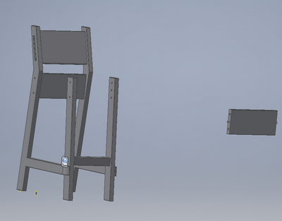 Inventor -IKEA chair - copy from IKEA site